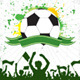 Green Soccer Background - GraphicRiver Item for Sale