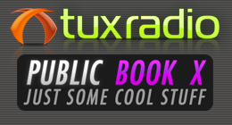 Tux Radio Public Bookmarks