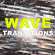 wave transitions folder - VideoHive Item for Sale