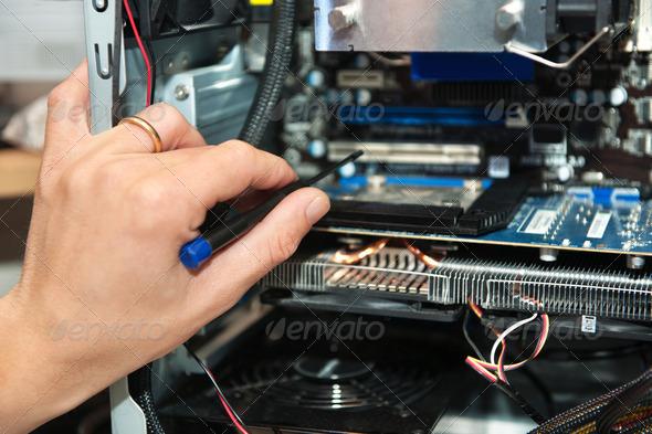 PhotoDune Computer repair 1261163