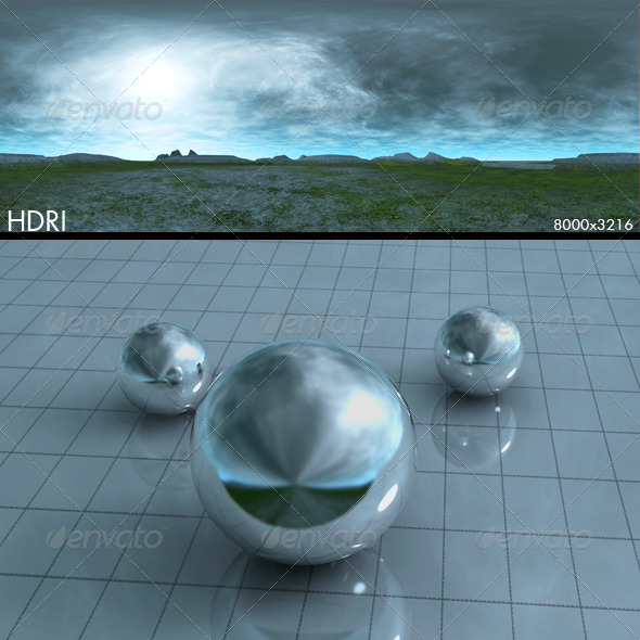 HDRi 4 - 3DOcean Item for Sale