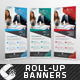 Corporate Roll-up Banner-Graphicriver中文最全的素材分享平台