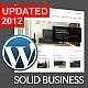 Solid WP - Corporate / Business WordPress Theme - ThemeForest Item for Sale