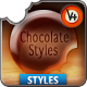 Chop  The Chocolate Style  - GraphicRiver Item for Sale