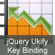 jQuery Ukify - Keys Binding - CodeCanyon Item for Sale