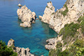 Greece. Corfu, Paleokastrica, coast - PhotoDune Item for Sale
