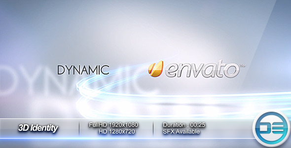 After Effects Project - VideoHive 3D Identity 110571