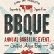 BBQ Event Flyer/Poster-Graphicriver中文最全的素材分享平台