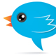 Twitter talk icon - GraphicRiver Item for Sale