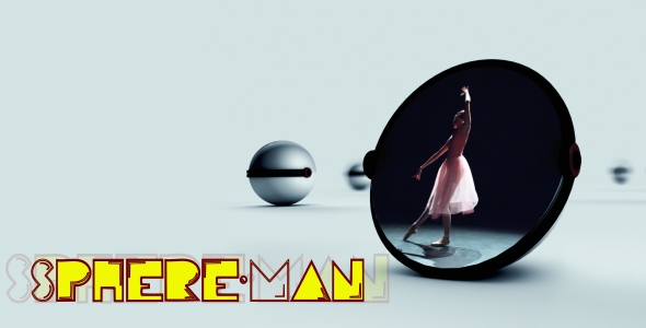 After Effects Project - VideoHive Sphere-Man 153801