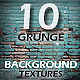 10 Grunge Backgrounds - GraphicRiver Item for Sale