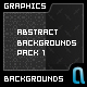 Abstract Backgrounds Pack 1 - GraphicRiver Item for Sale