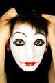Portrait of mime - PhotoDune Item for Sale