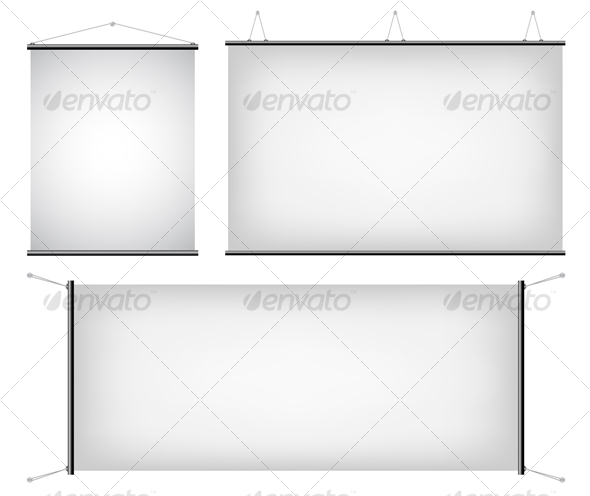 GraphicRiver display banners 51694