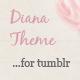 Diana Theme  Free Download