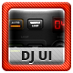 iPad DJ Audio App Interface (326ppi) - GraphicRiver Item for Sale