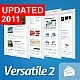 Versatile Newsletter 2 - 9 layouts, modular system - ThemeForest Item for Sale