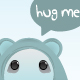 Cute sad looking ghost bear - GraphicRiver Item for Sale
