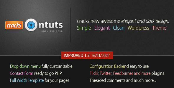 Cracks - Wordpress Community Theme - Wordpress Theme