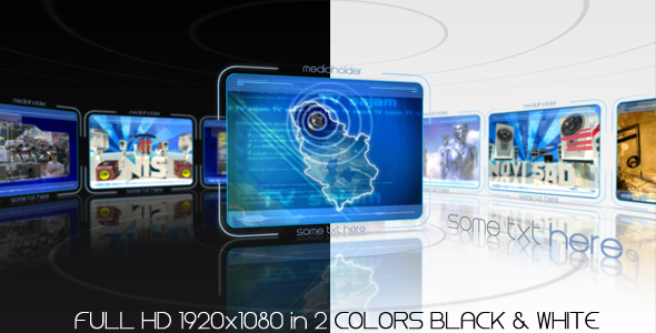 [VideoHive 140378] Elegant Business Presentation Room | After Effects Project