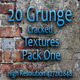 20 Grunge Cracked Textures - Pack One  - GraphicRiver Item for Sale