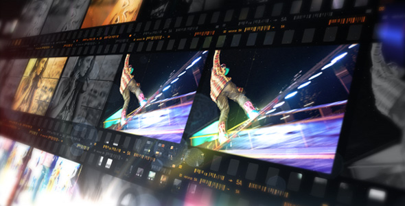 After Effects Project - VideoHive inTouch 157234