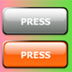 Flash Glassy buttons with boarder animation - ActiveDen Item for Sale