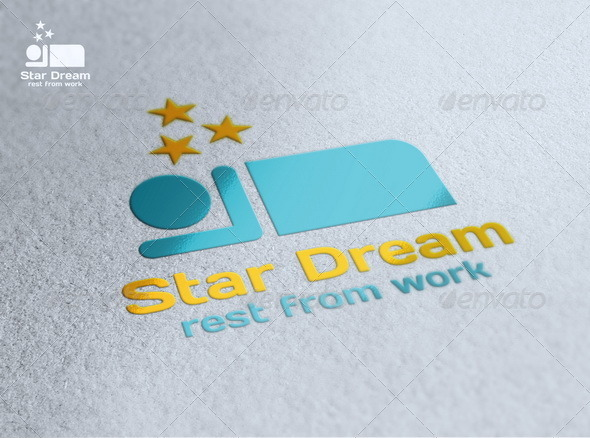 Star Dream - Humans Logo Templates
