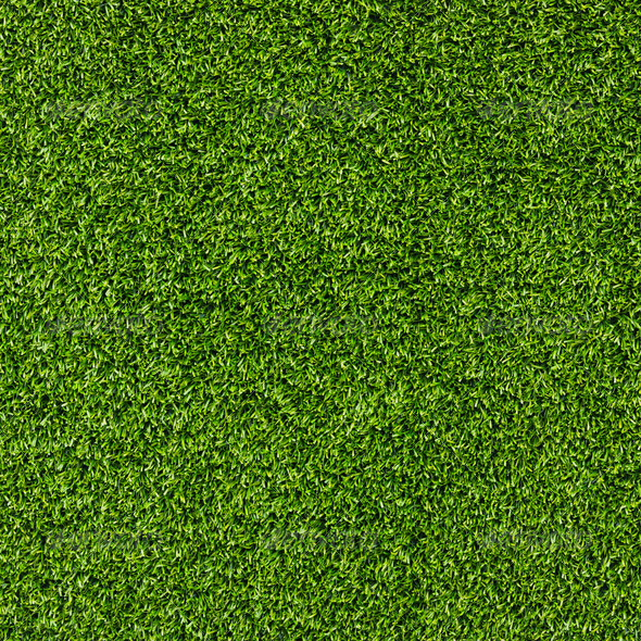 Artificial Grass Field Top View Texture - Stock Photo - Images