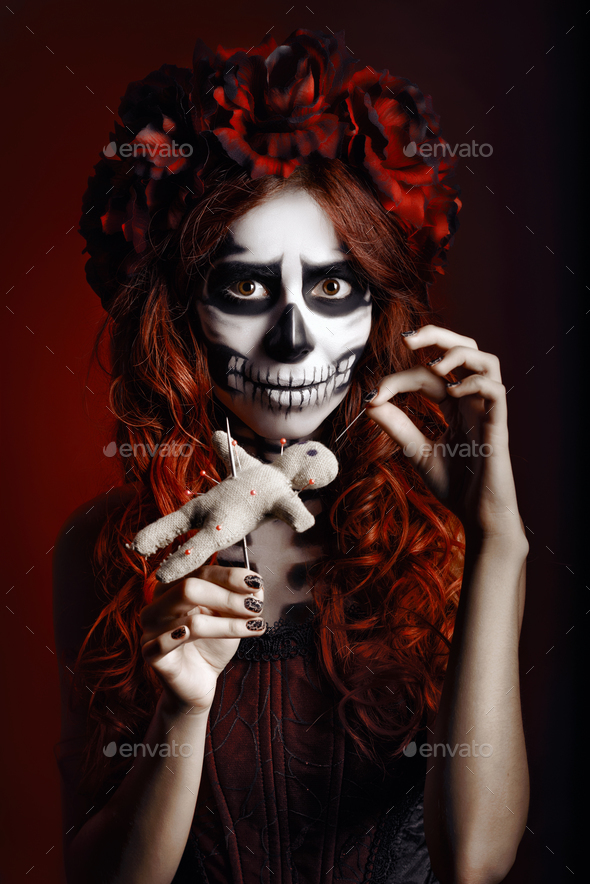 Voodoo Makeup - Mugeek Vidalondon
