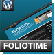 FolioTime | Wordpress showcase and blog - ThemeForest Item for Sale