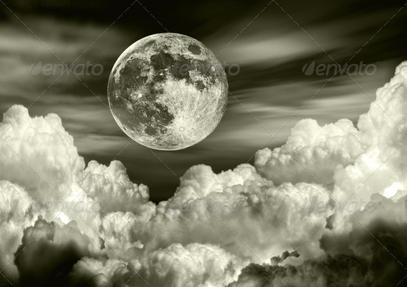 moon - Stock Photo - Images