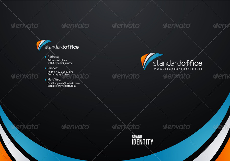 StandardOffice Business Corporate ID Pack + Logo