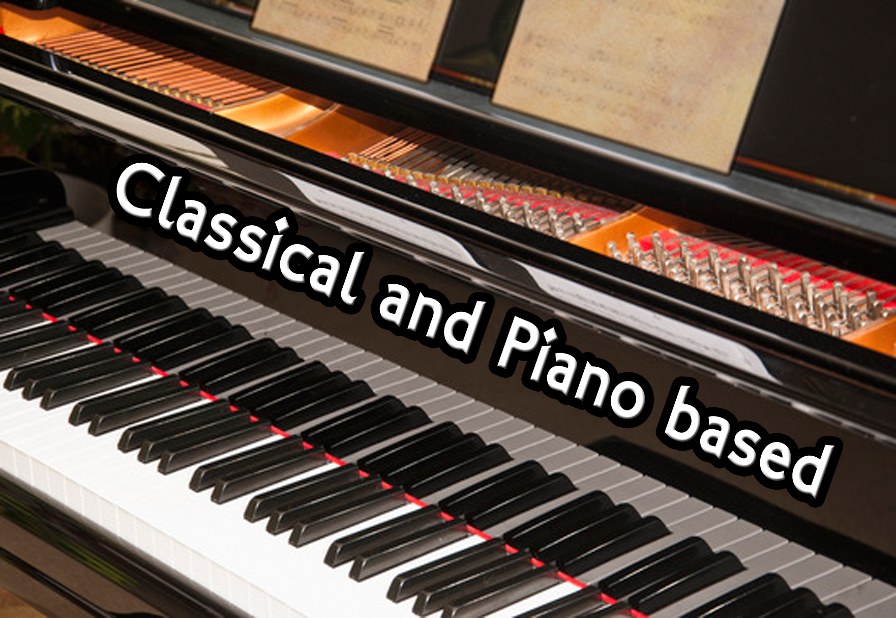 Classical and Piano based music