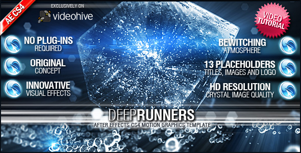 After Effects Project - VideoHive DeepRunners 158738