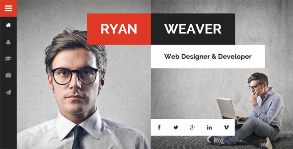Wordpress Resume Theme 50 best vcard resume wordpress themes 2017 Divergent Personal Vcard Resume Wordpress Theme Portfolio Creative