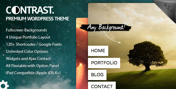 CONTRAST Myriad Powerful WordPress Theme Myriad Powerful WordPress Theme Brand WordPress Theme Brand WordPress Theme