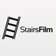 Stairs Film Logo - GraphicRiver Item for Sale