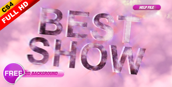 After Effects Project - VideoHive Fashion Show 159608