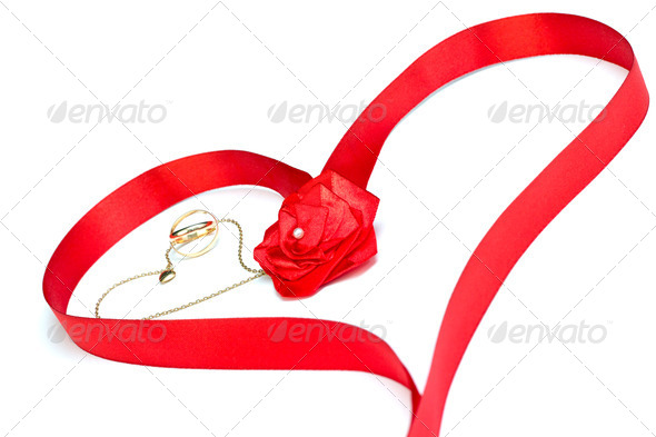 Love and marriage - Stock Photo - Images