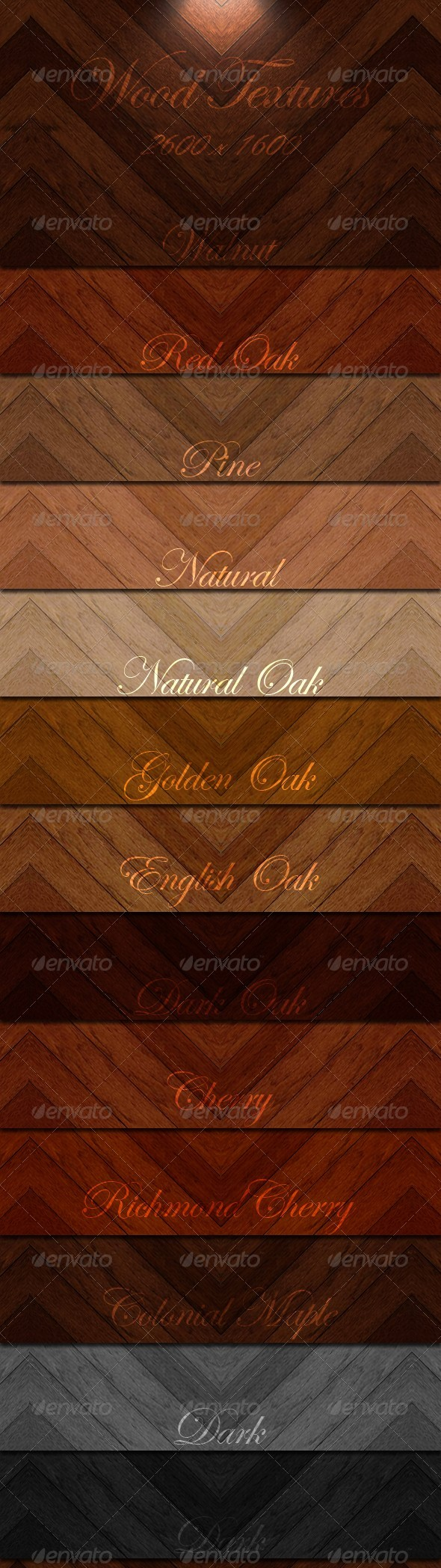 GraphicRiver Wood Textures Set-2 159976
