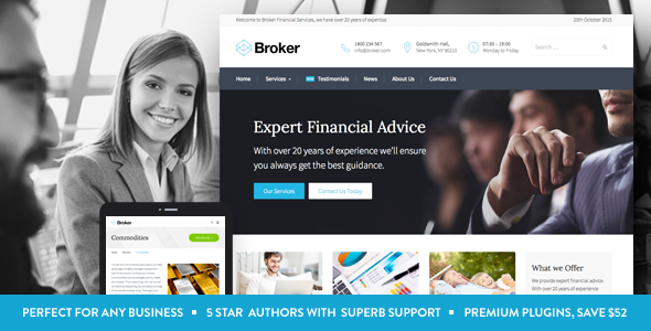 Brokers for business loans