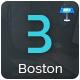 Boston - Creative Keynote Template-Graphicriver中文最全的素材分享平台