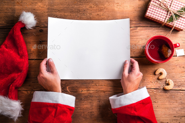 Free letters from santa for adults