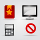 Melo Icon set. Website and Internet icon #4 - GraphicRiver Item for Sale