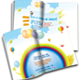 Rainbow Warrior - Birthday Greeting Card - GraphicRiver Item for Sale
