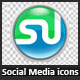 Social Media Icon Set - GraphicRiver Item for Sale
