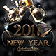 NYE Flyer Template-Graphicriver中文最全的素材分享平台