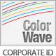 FULL CORPORATE ID PACKAGE - COLORWAVE - GraphicRiver Item for Sale