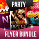 Sexy Music Dance Party Flyer Bundle - GraphicRiver Item for Sale